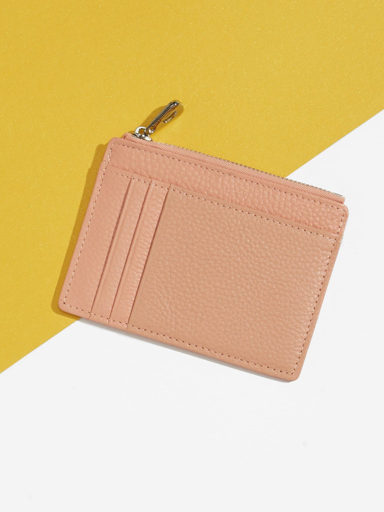 Minimalist PU Card Case