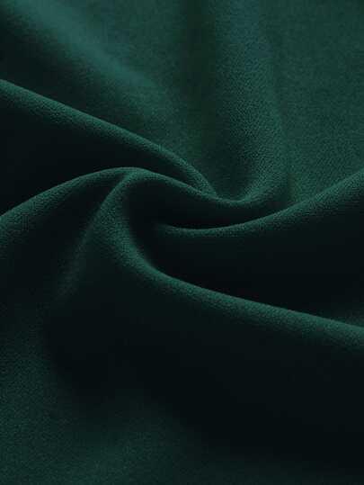 Lantern Sleeve Bardot Maxi Dress