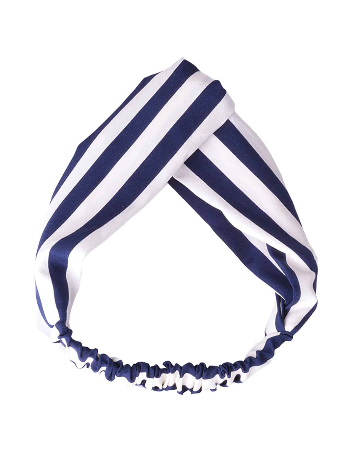Striped Pattern Headband