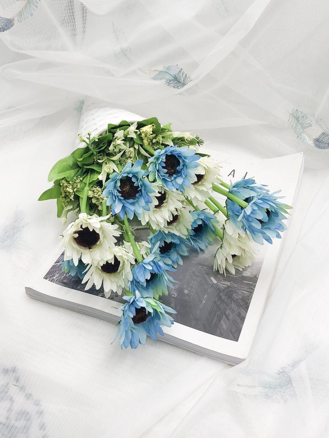 Купить Искусственный цветок Bunch с 10шт ветвей, null, SheIn