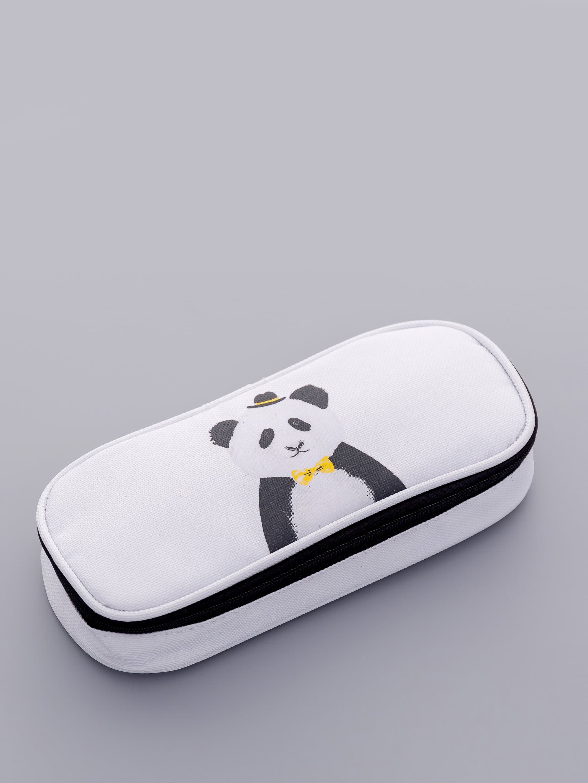 Купить Пенал для карандашей с рисунком панды, null, SheIn