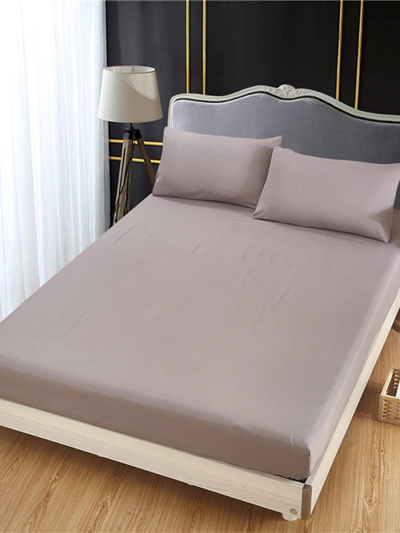 Простое удобное постельное бельё 1 шт, null, SheIn  - купить со скидкой