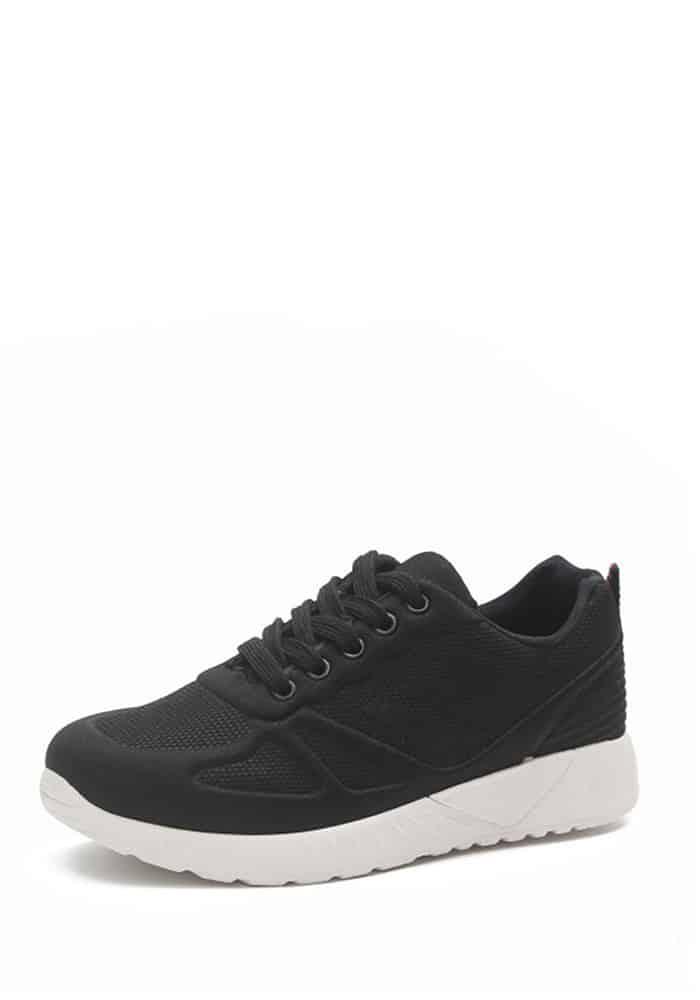 Haut Bas Mesh Sneakers