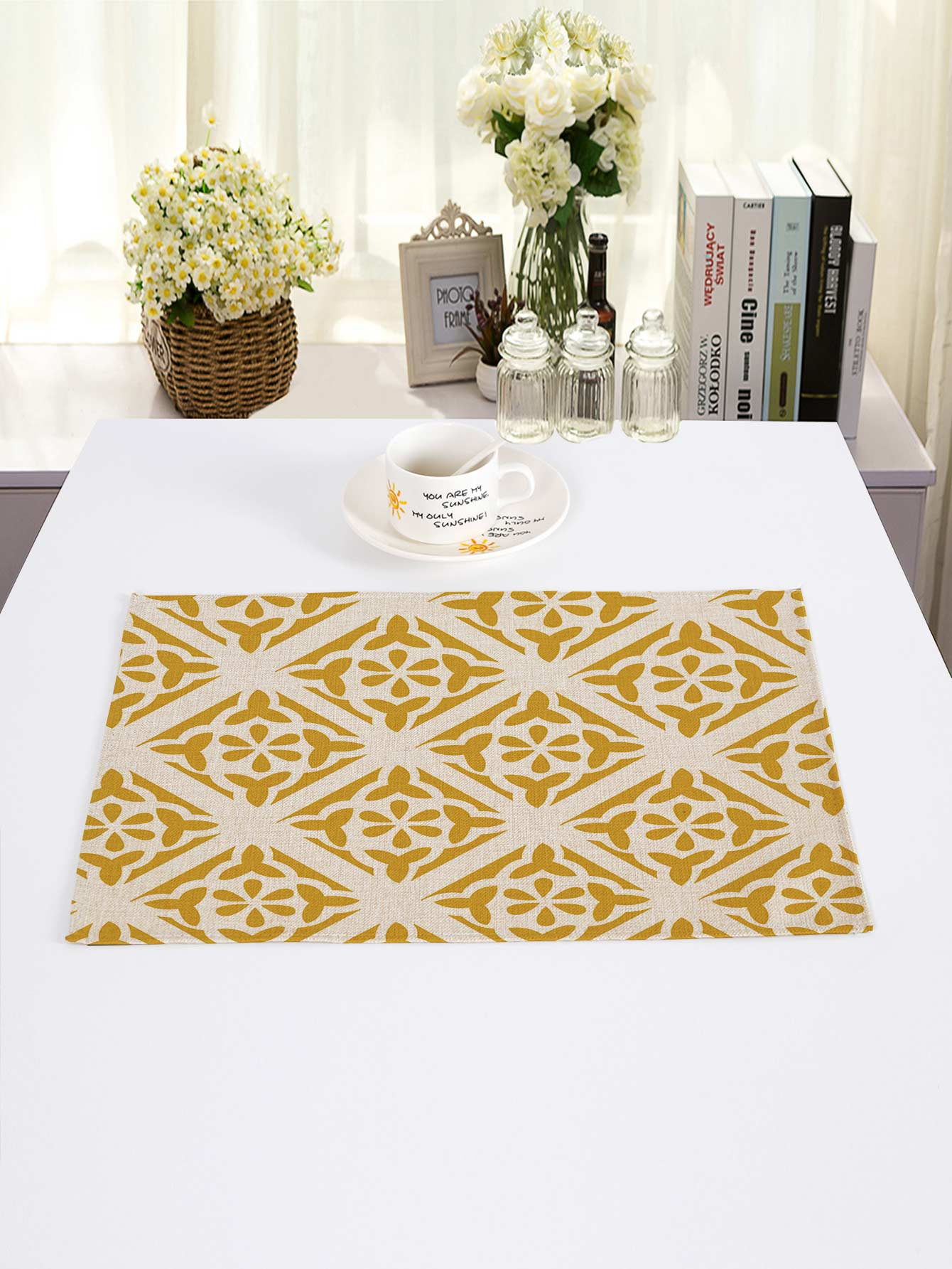 цена Geometry Pattern Placemat