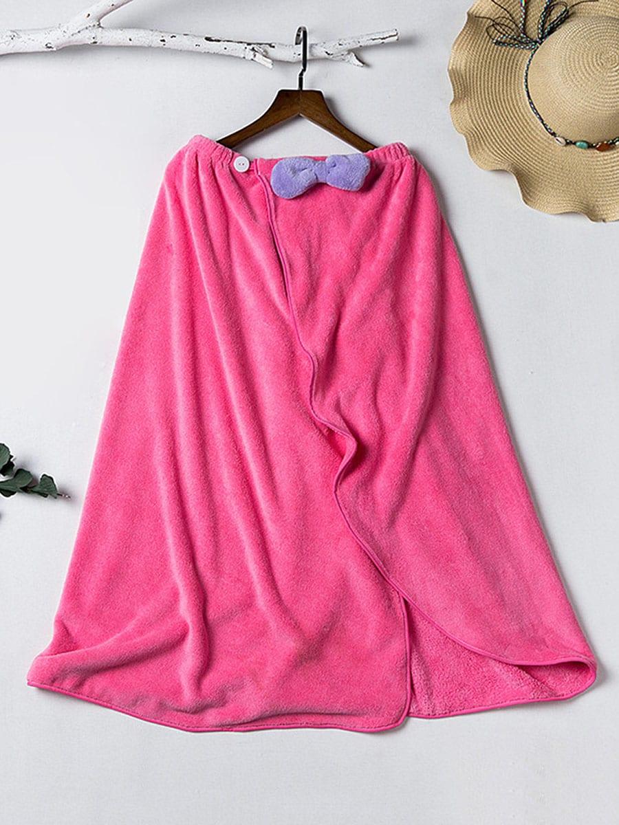 Купить Простой банный полотенце с украшением бабочки, null, SheIn