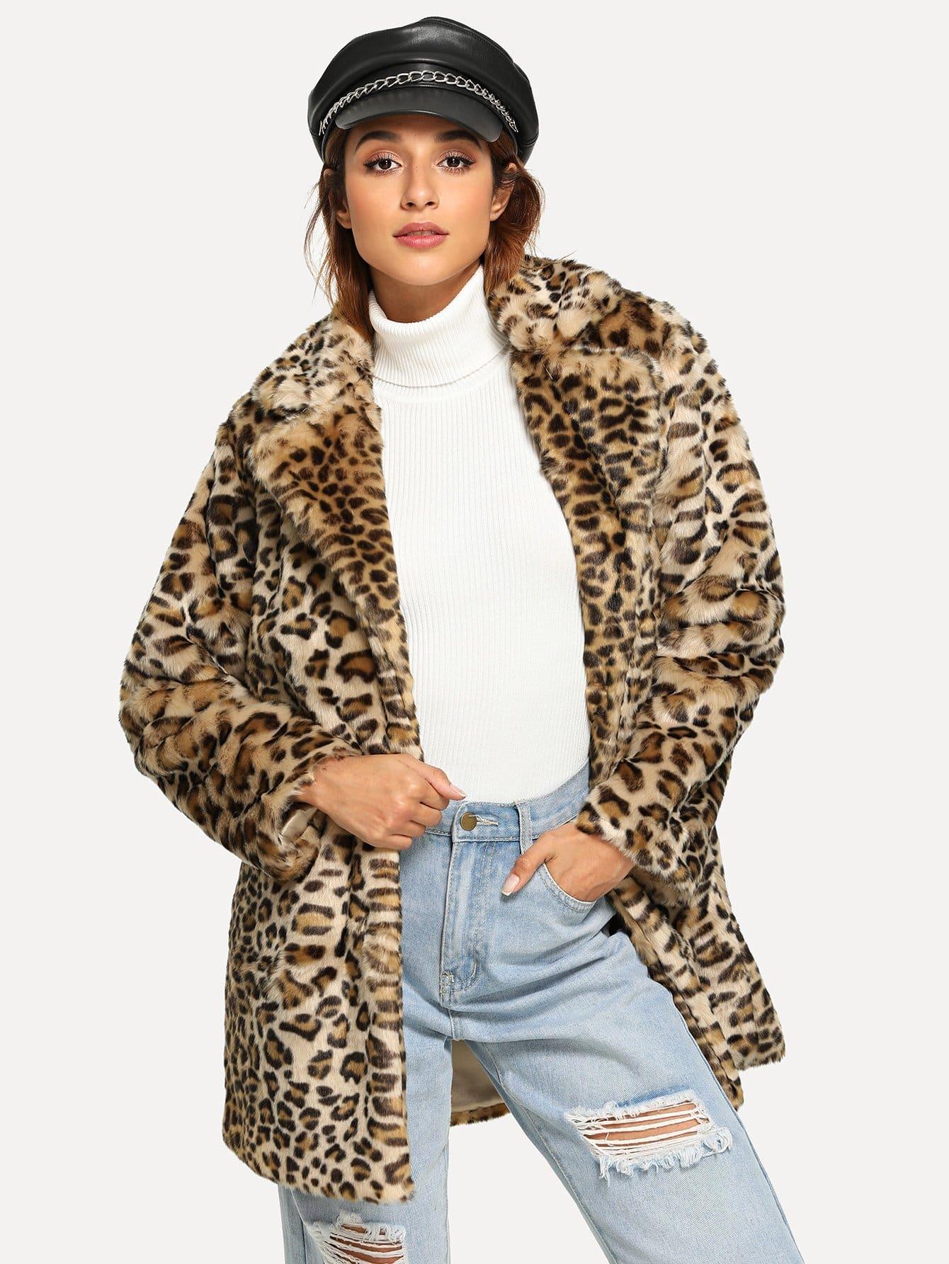 Купить Кольцо из леопарда, Gabi B, SheIn