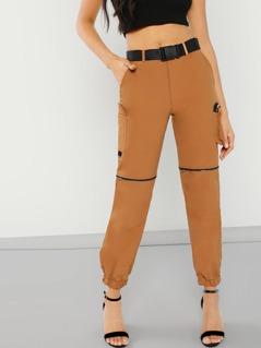 Zip Away Cargo Pants