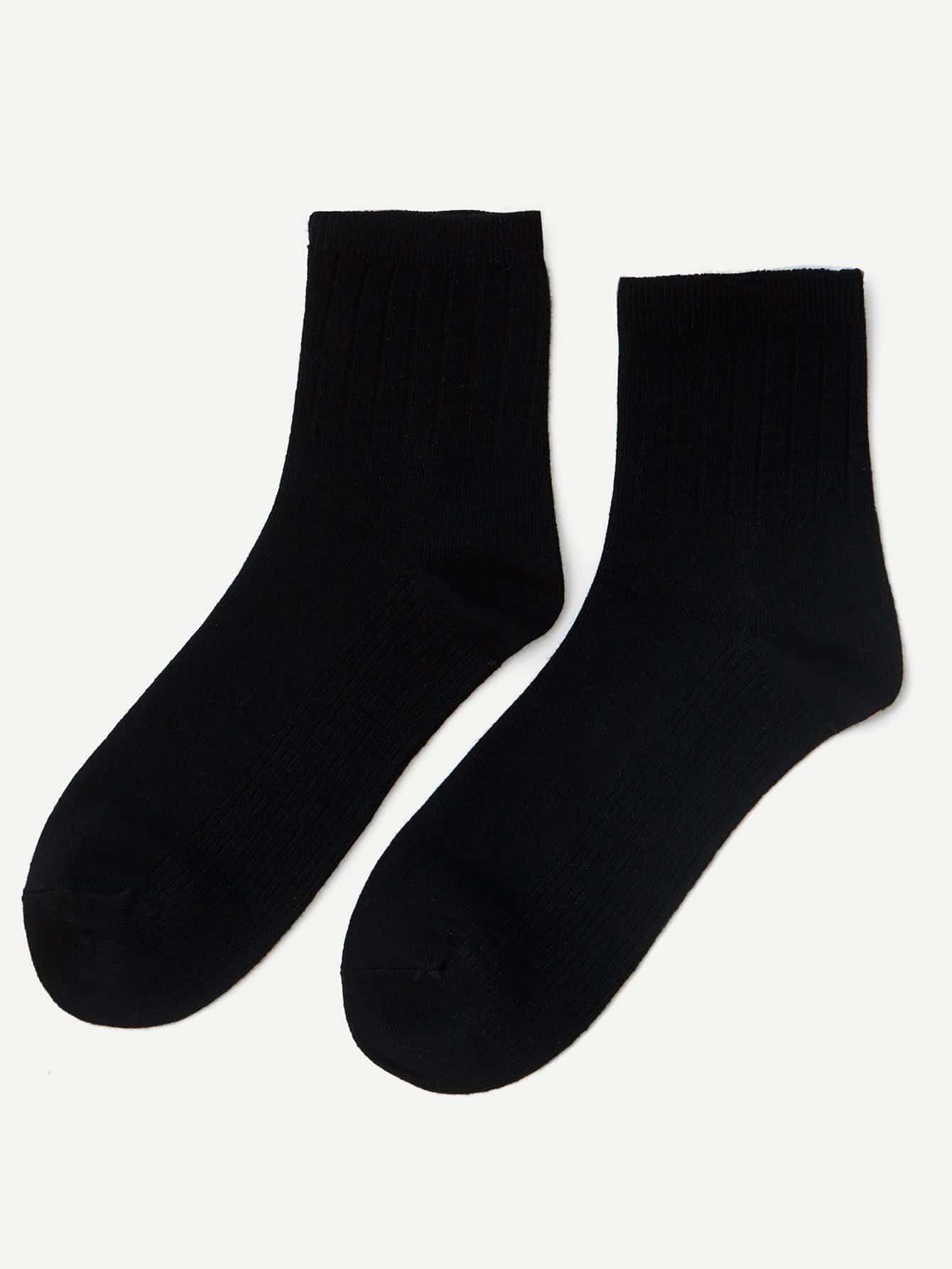 Männer Einfache Knöchel Socken 1Paar