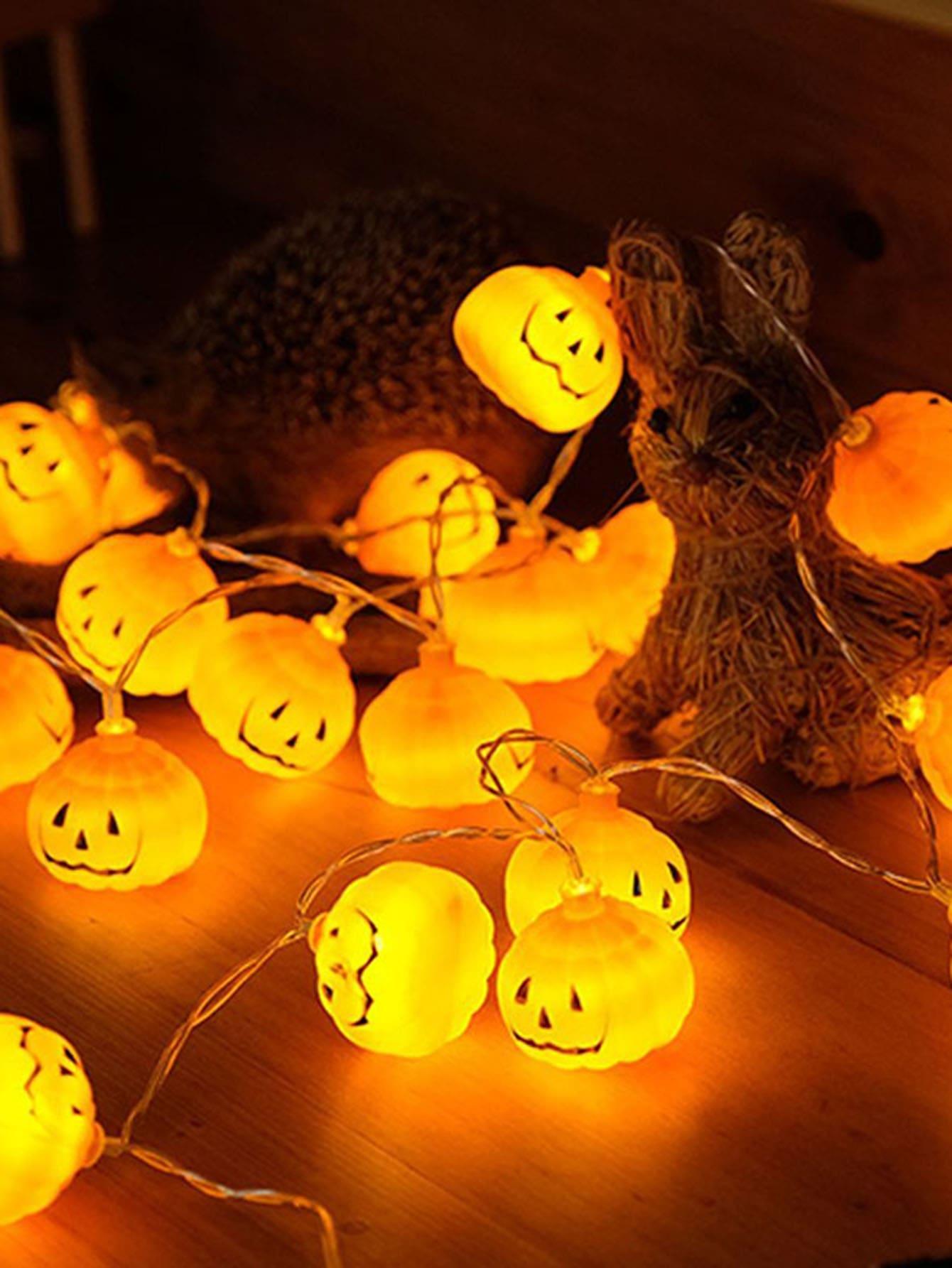 Купить 3M нижемый свет и лампочка в форме тыквы 12V, null, SheIn