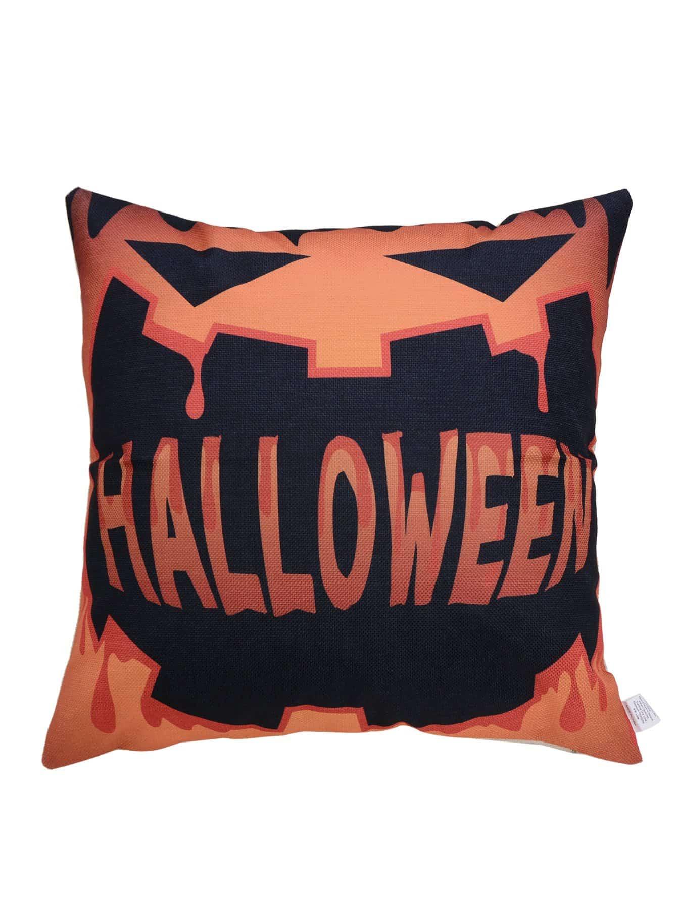 Купить Хэллоуин Дизайн Наволочки, null, SheIn