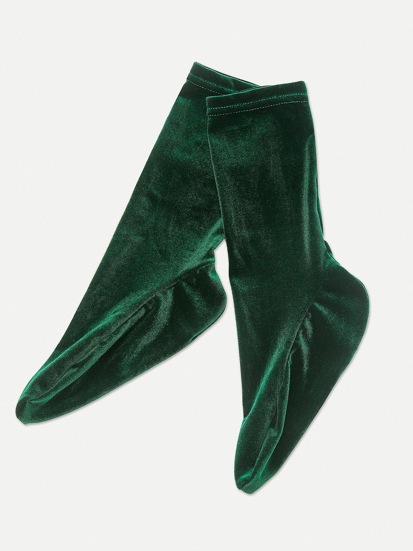 Einfache Socken 1Paar