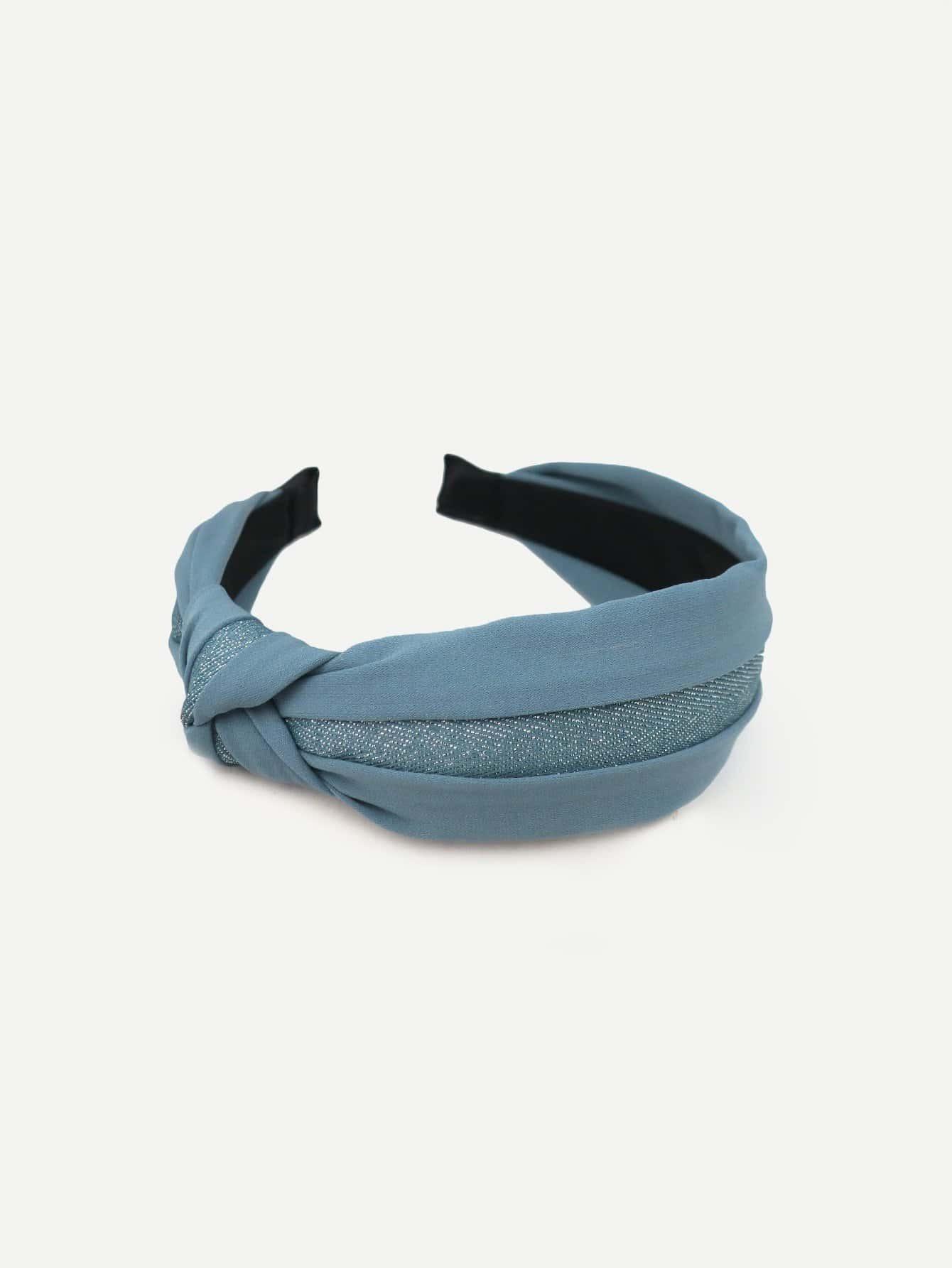 Knot Striped Headband