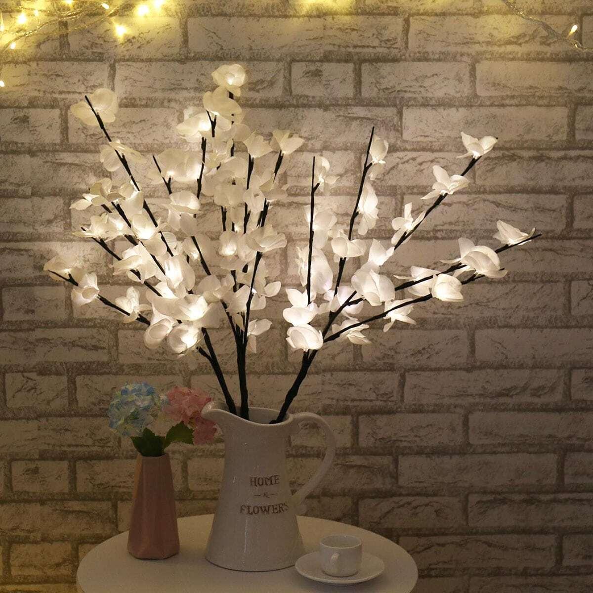 1stk Takken lampjes 24stks 4,5 V