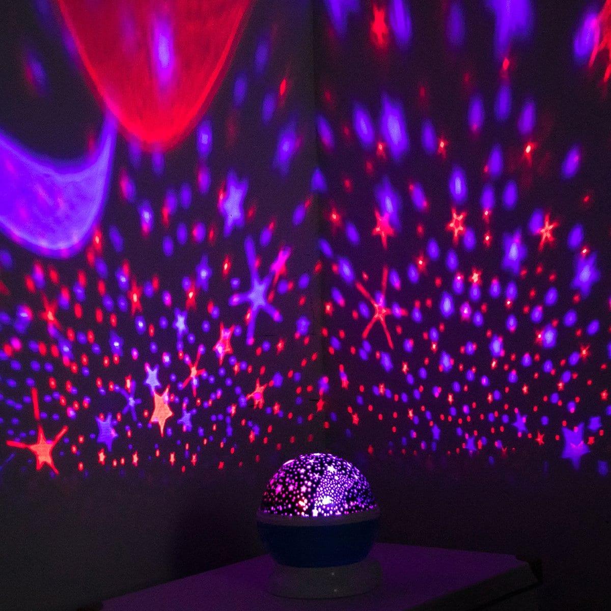 Maan & sterren projector 12V
