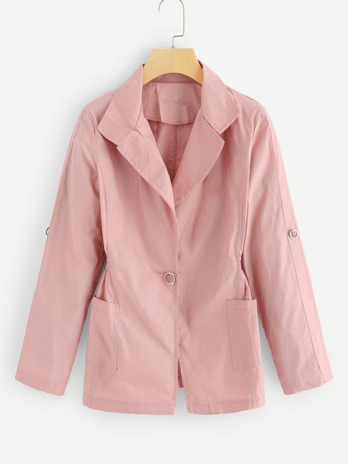 Collier Solide Manteau