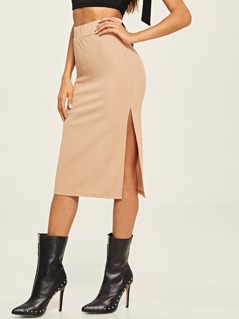 Slim Fitted Pencil Skirt