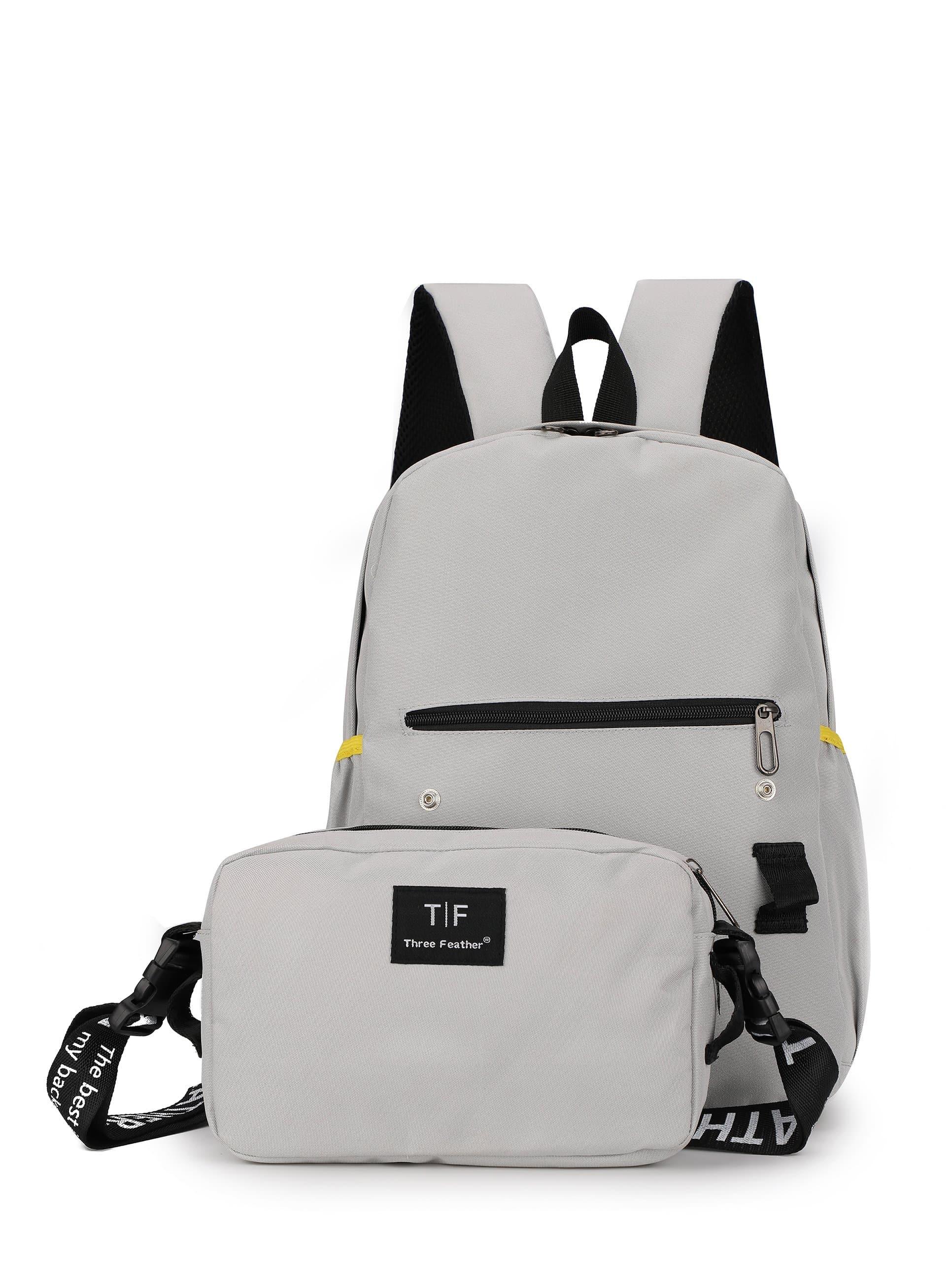 Рубашечный рюкзак и сумка через плечо 2 шт