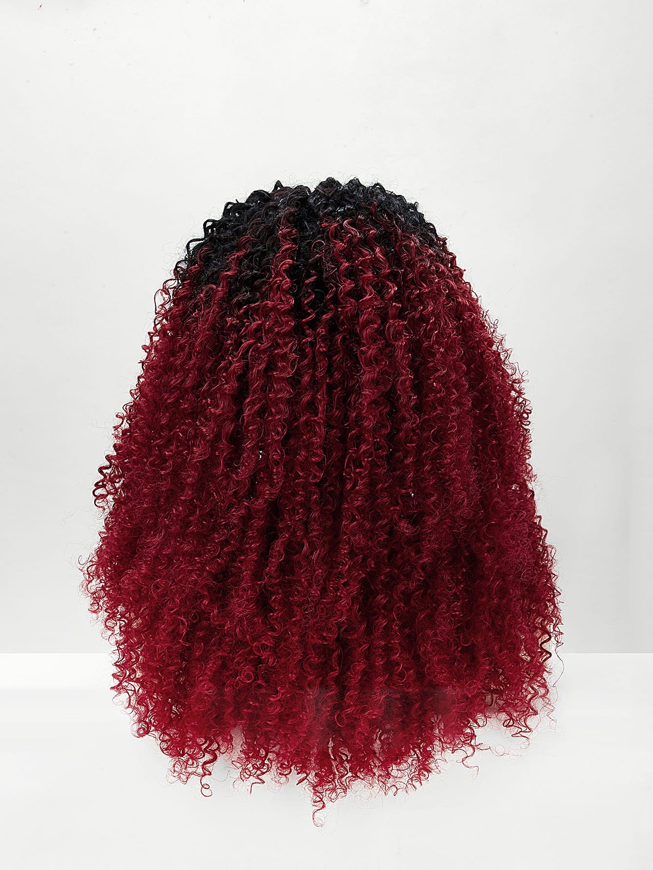 Deep Wave Two Tone Wig 1pc
