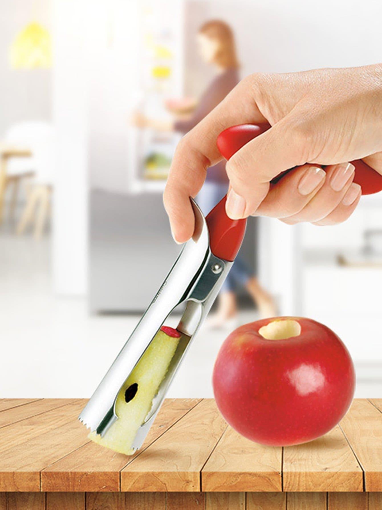 Купить Инструмент для очищаемый от ядро яблока из нержавеющей стали, null, SheIn