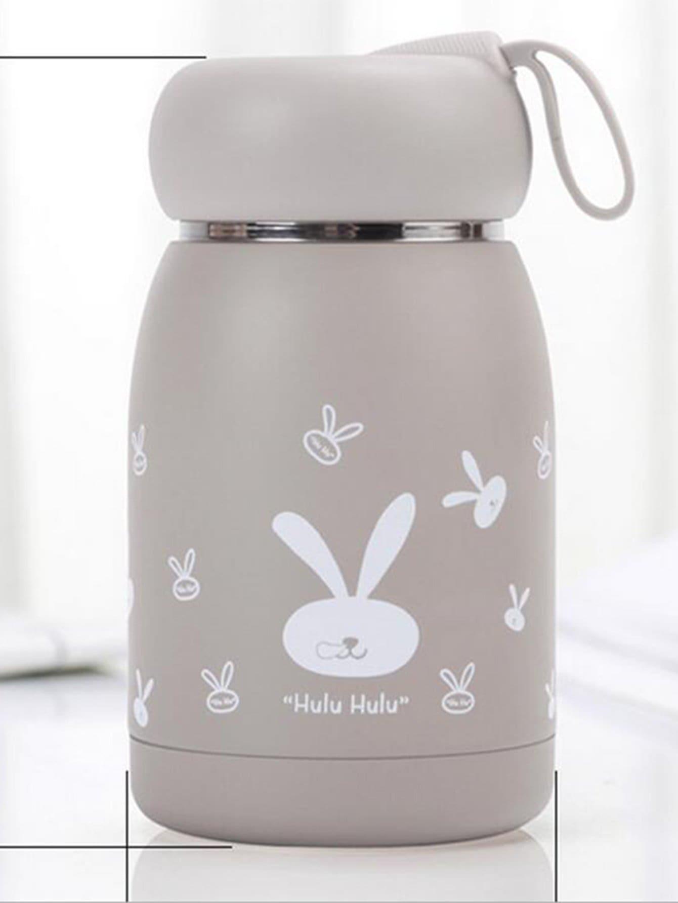 Купить Кролик песати вакуумная бутылка с браслета 320 мл, null, SheIn