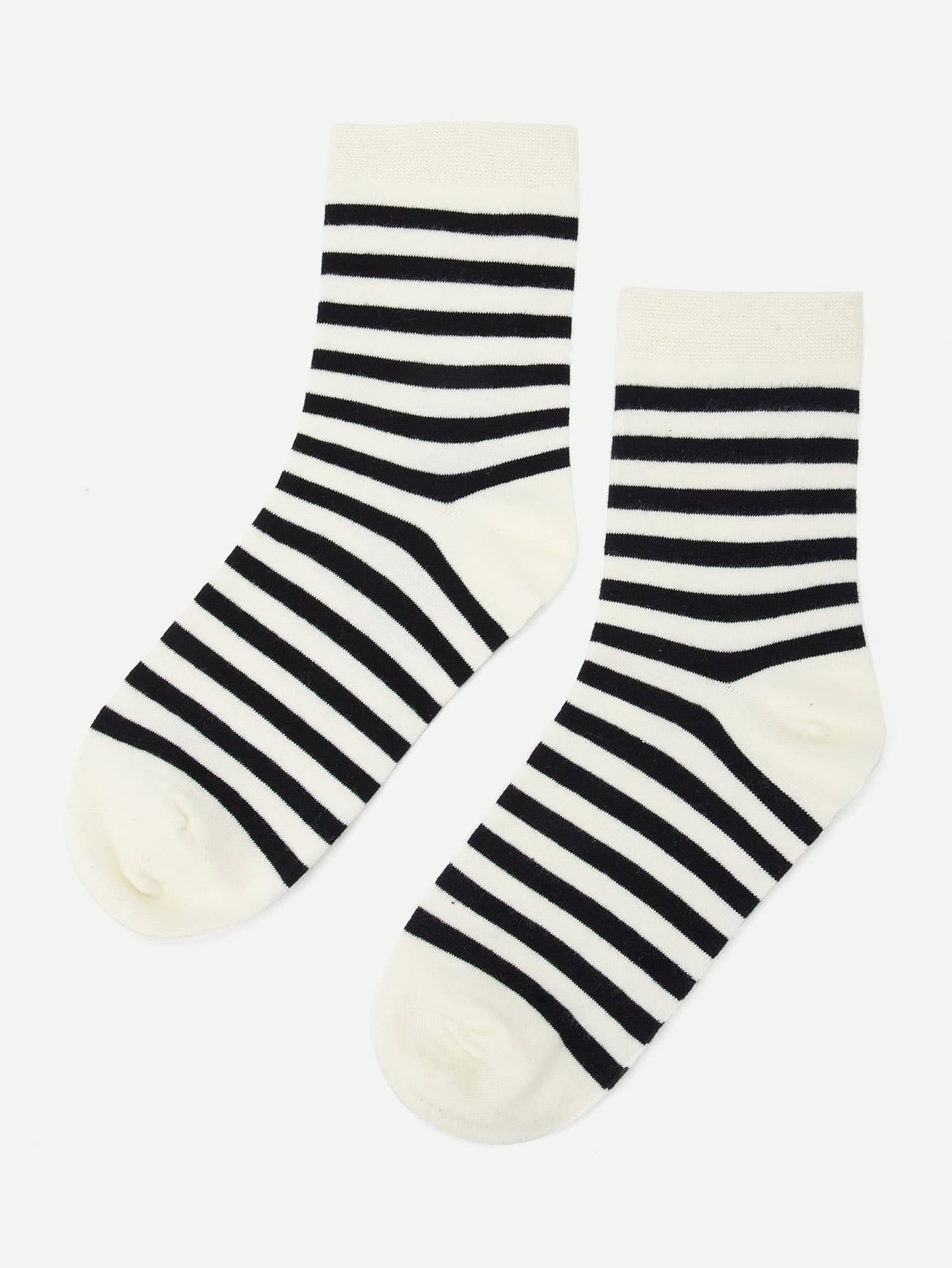 Kids Striped Socks 1pair
