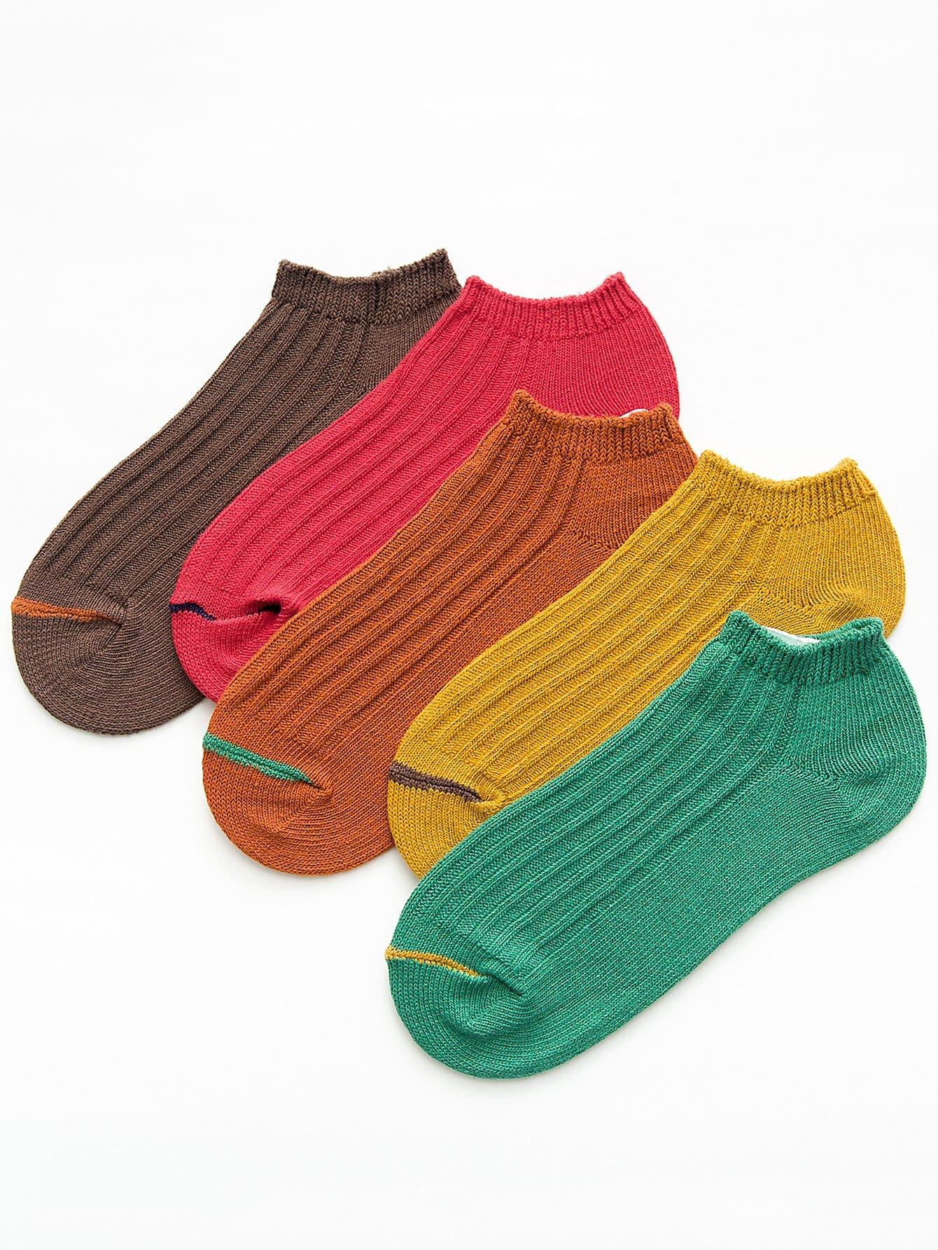 Нервюры носки 5пары