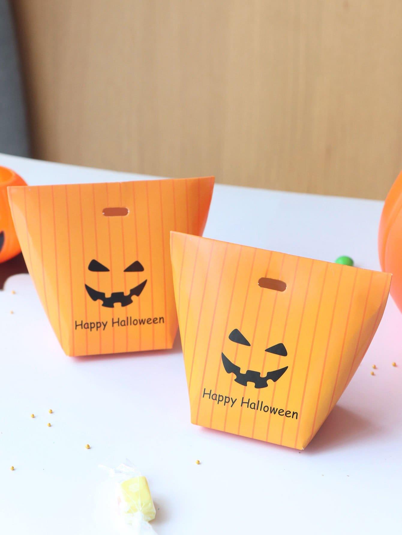 Хэллоуин Слоган Print Box 10шт.