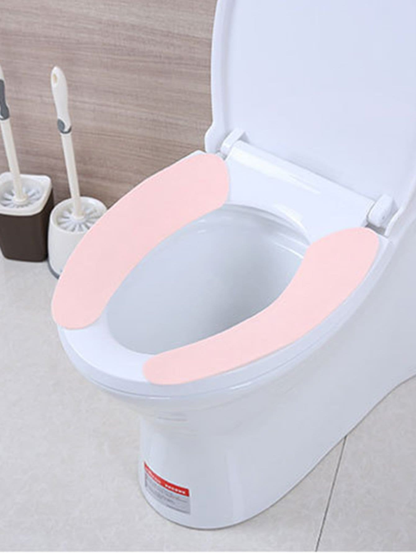 Купить Простая туалетная подушка для сидения 1 пара, null, SheIn