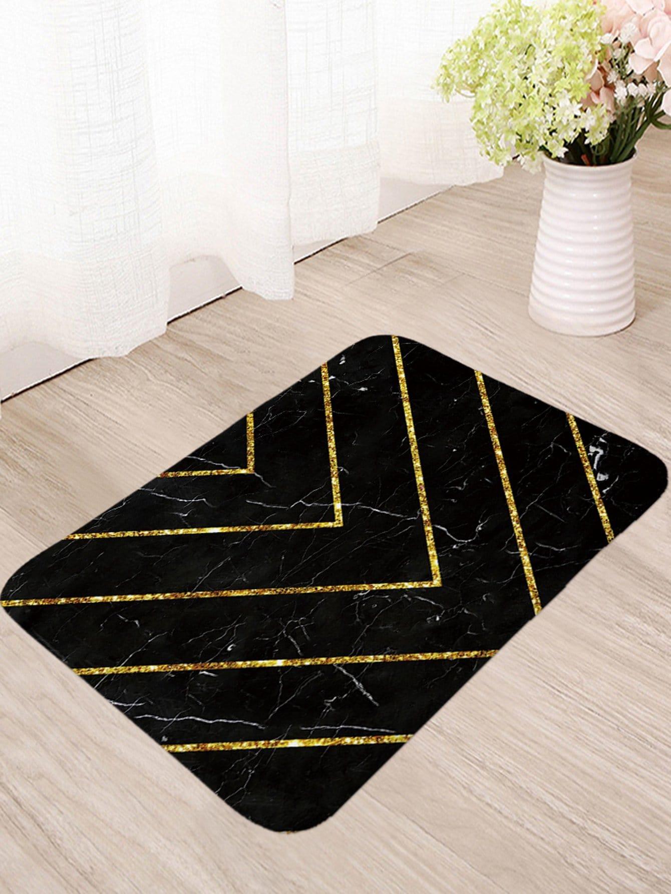 Купить Шеврон ковры в полоску, null, SheIn