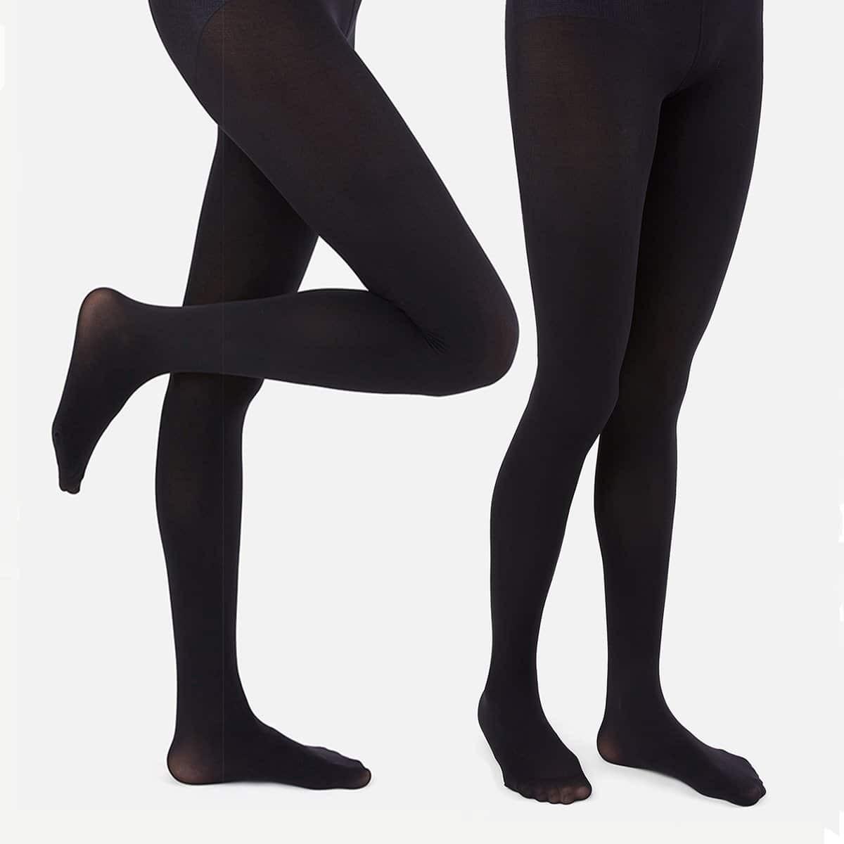 120D Plain Sheer Panty 2st