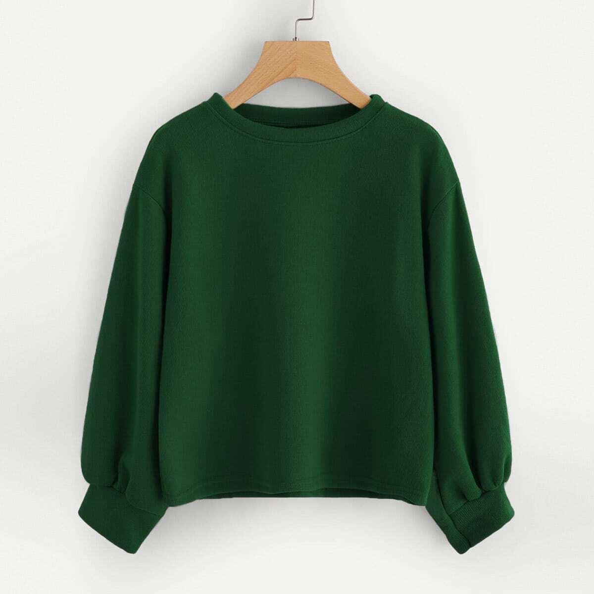 Effen sweatshirt