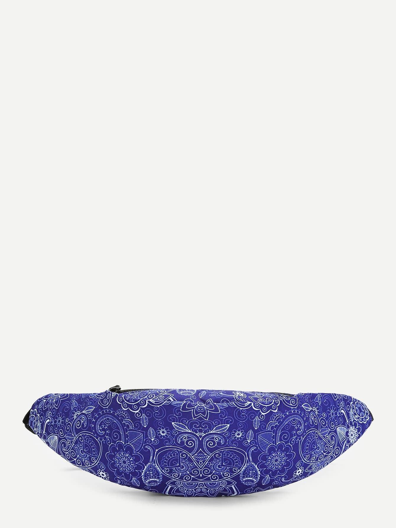 Купить Парусиновый мешок талли с принтом графическим, null, SheIn