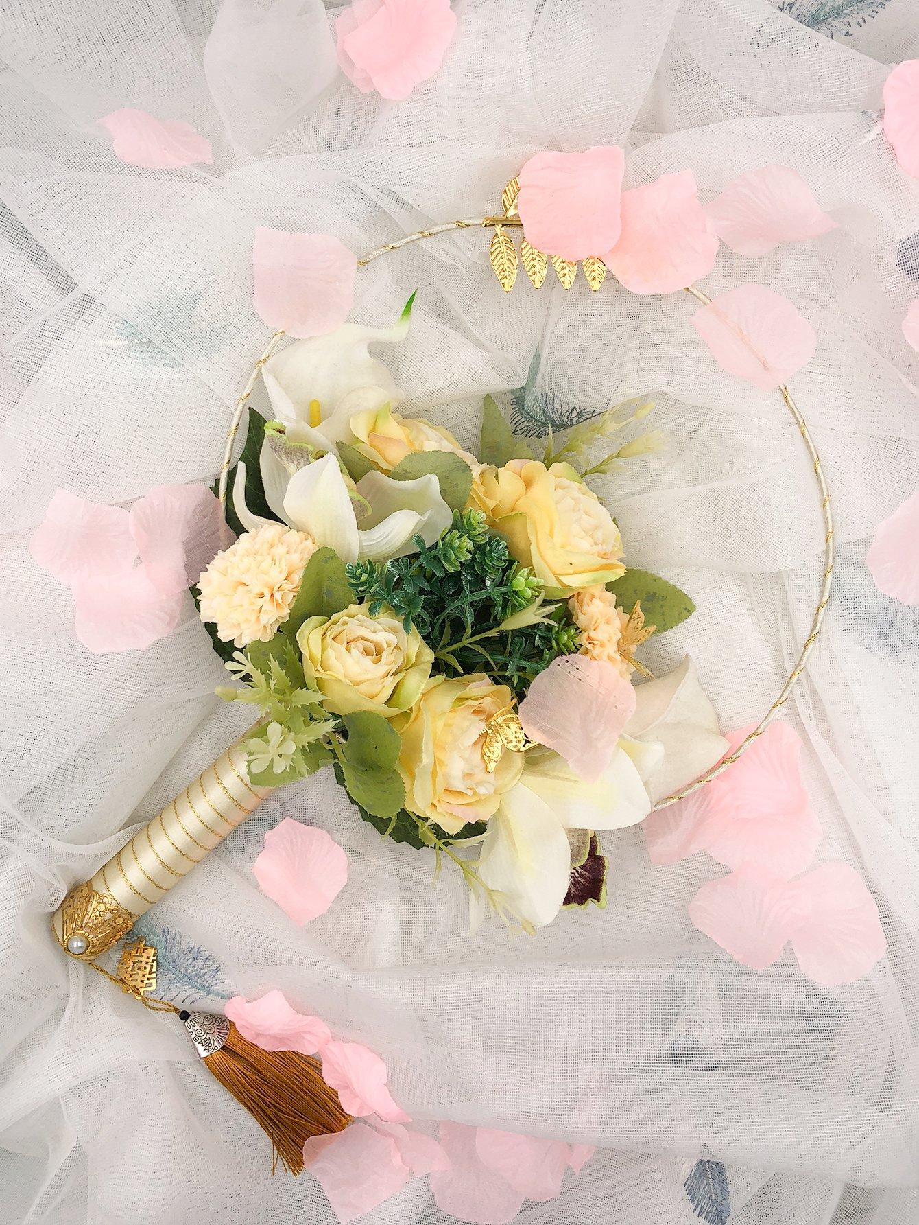 Купить Искусственный цветок 1 букет, null, SheIn