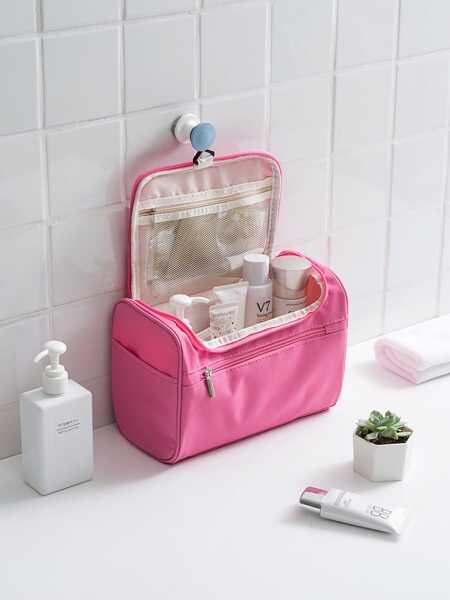 Waterproof Hook Cosmetic Storage Bag