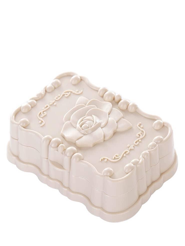 Купить Flower Textured Soap Dish