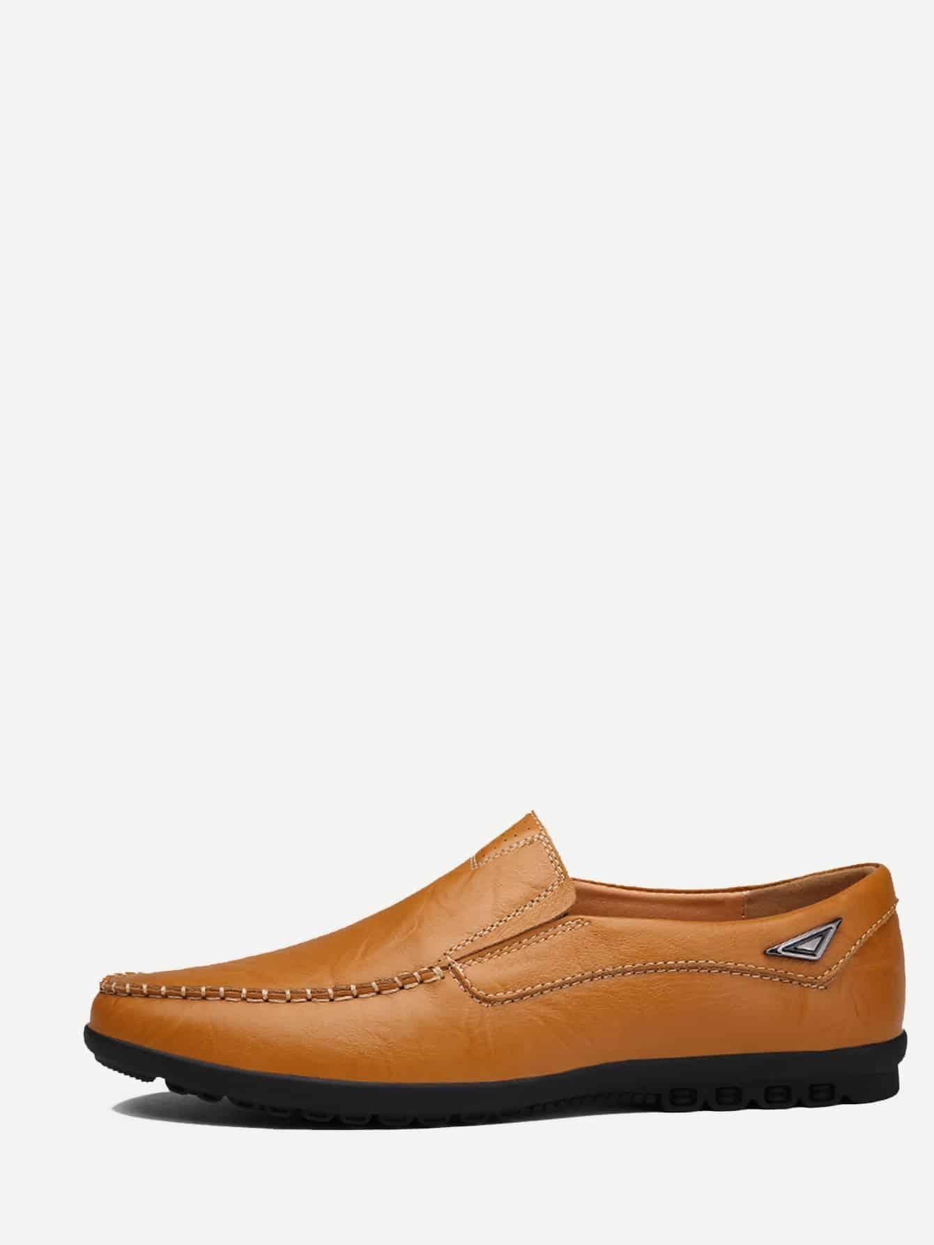 Купить Мужские противоскользящие туфли со стёжками, null, SheIn