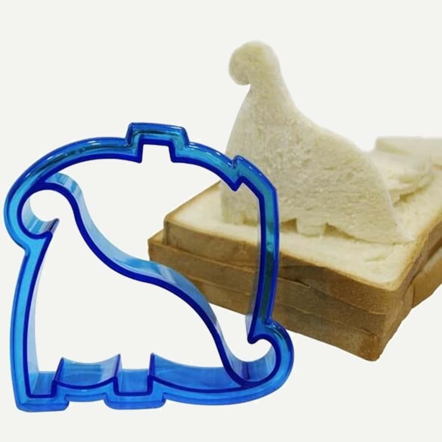 Dinosaur Sandwich Mold