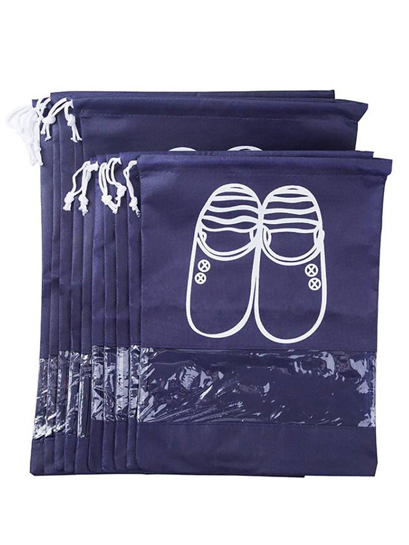 Купить Пылезащитная сумка для хранения с кулиской 10 шт., null, SheIn