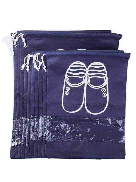 Drawstring Dust-proof Storage Bag 10pcs