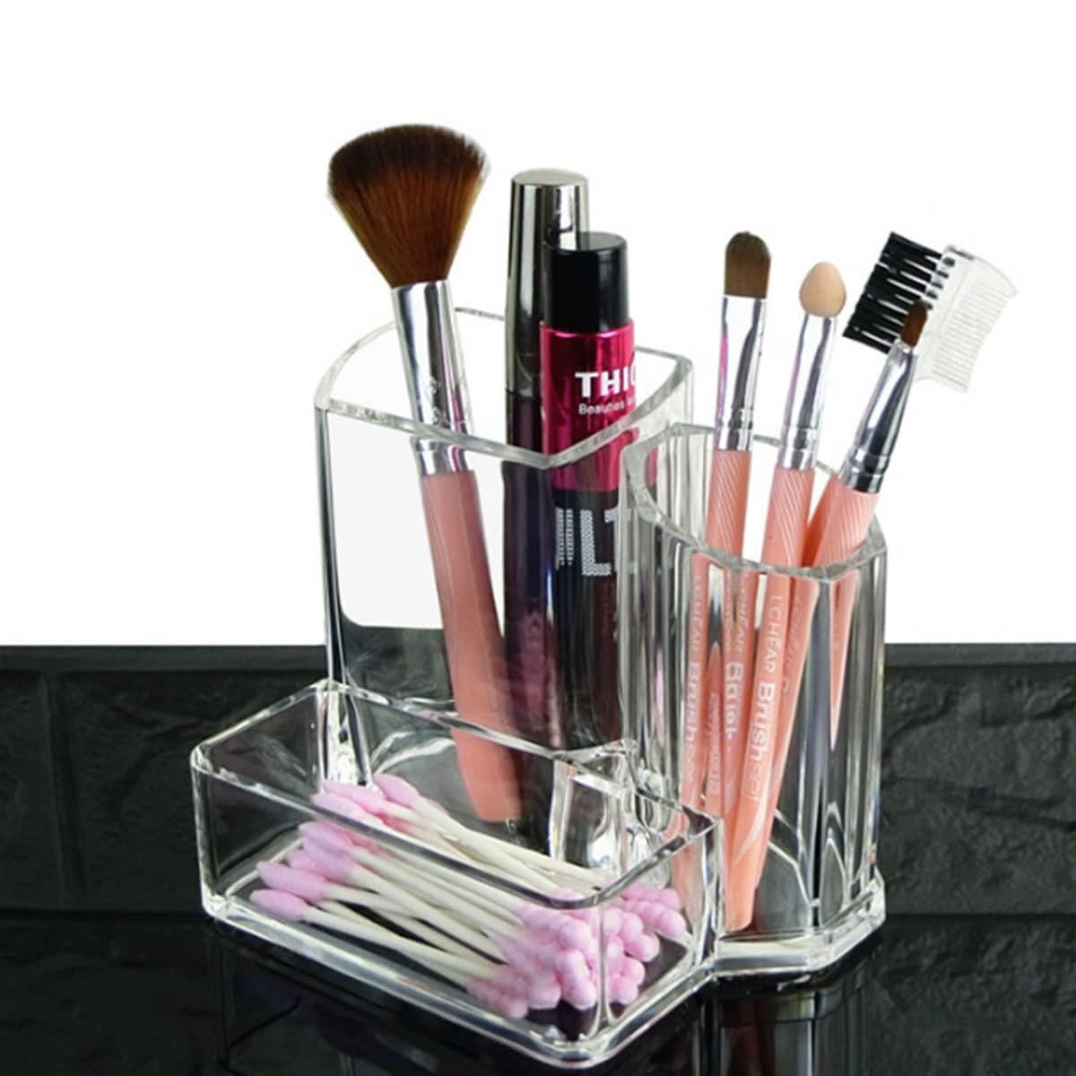 Maak make-uporganizer vrij
