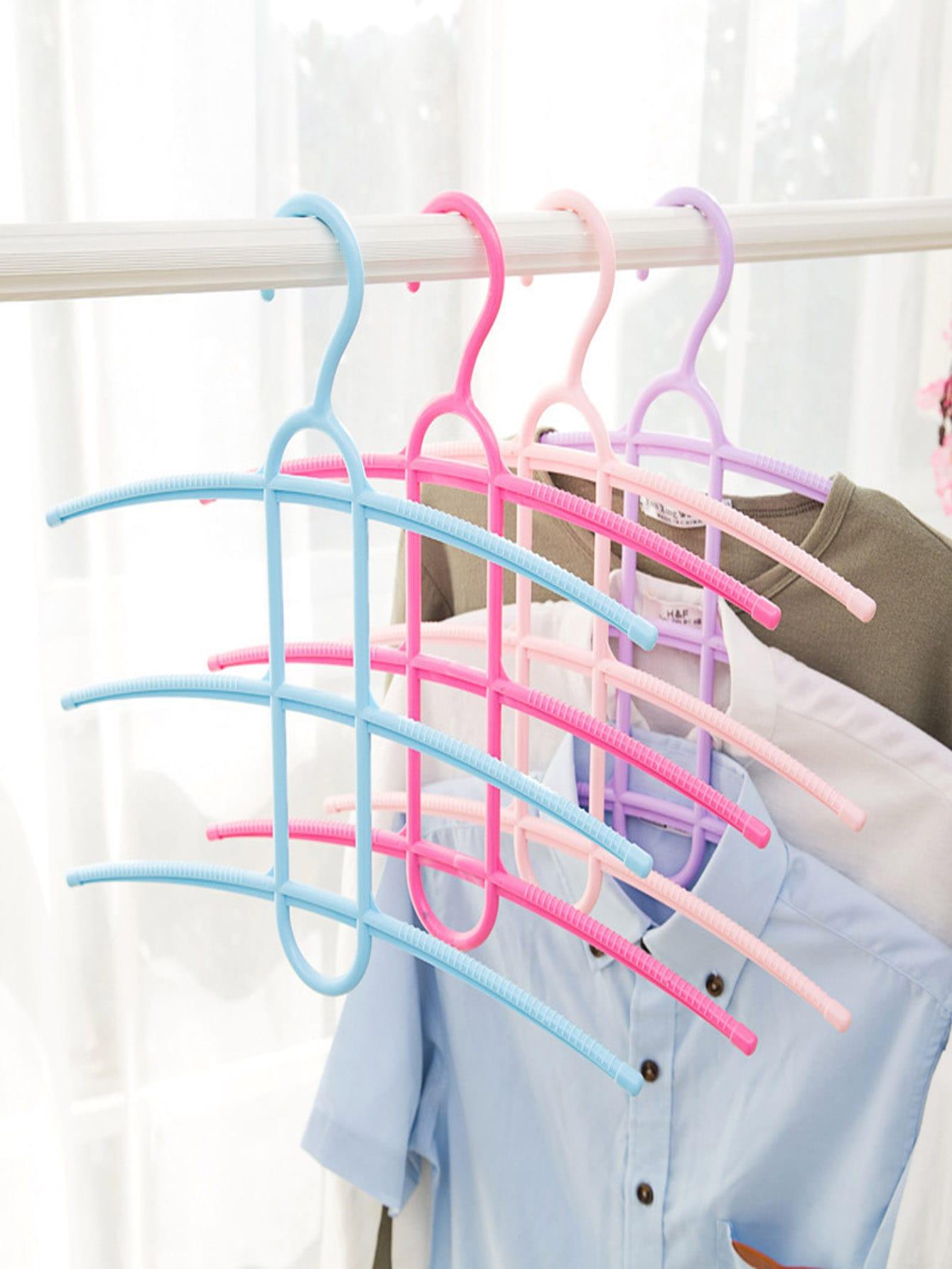 Купить Случайная цветная многослойная сушильная стойка 1 шт., null, SheIn