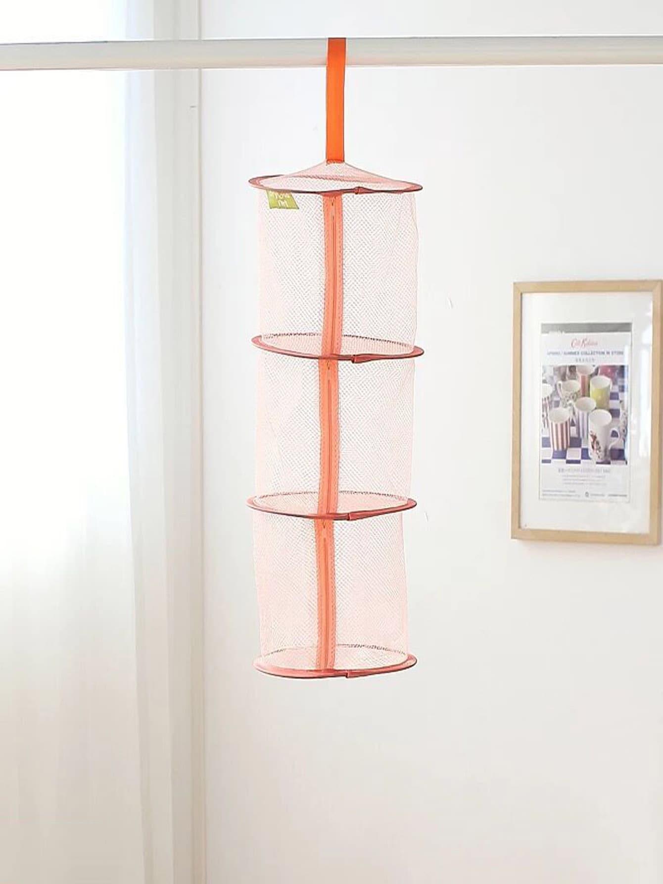 Купить Случайная цветная сетчатая стойка для хранения 1 шт., null, SheIn