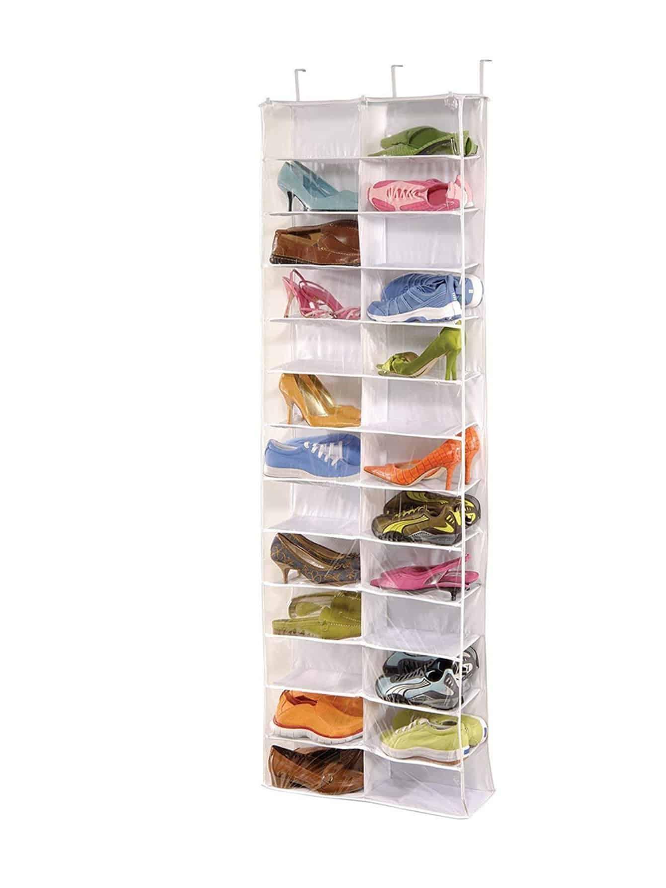 Купить Многослойная сумка для хранения обуви, null, SheIn