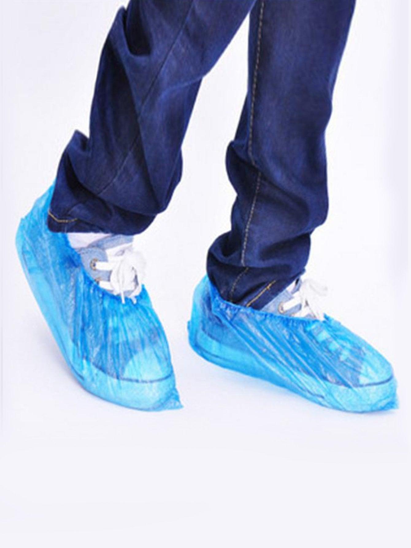 Купить Одноразовая чехол для обуви 50 пар, null, SheIn