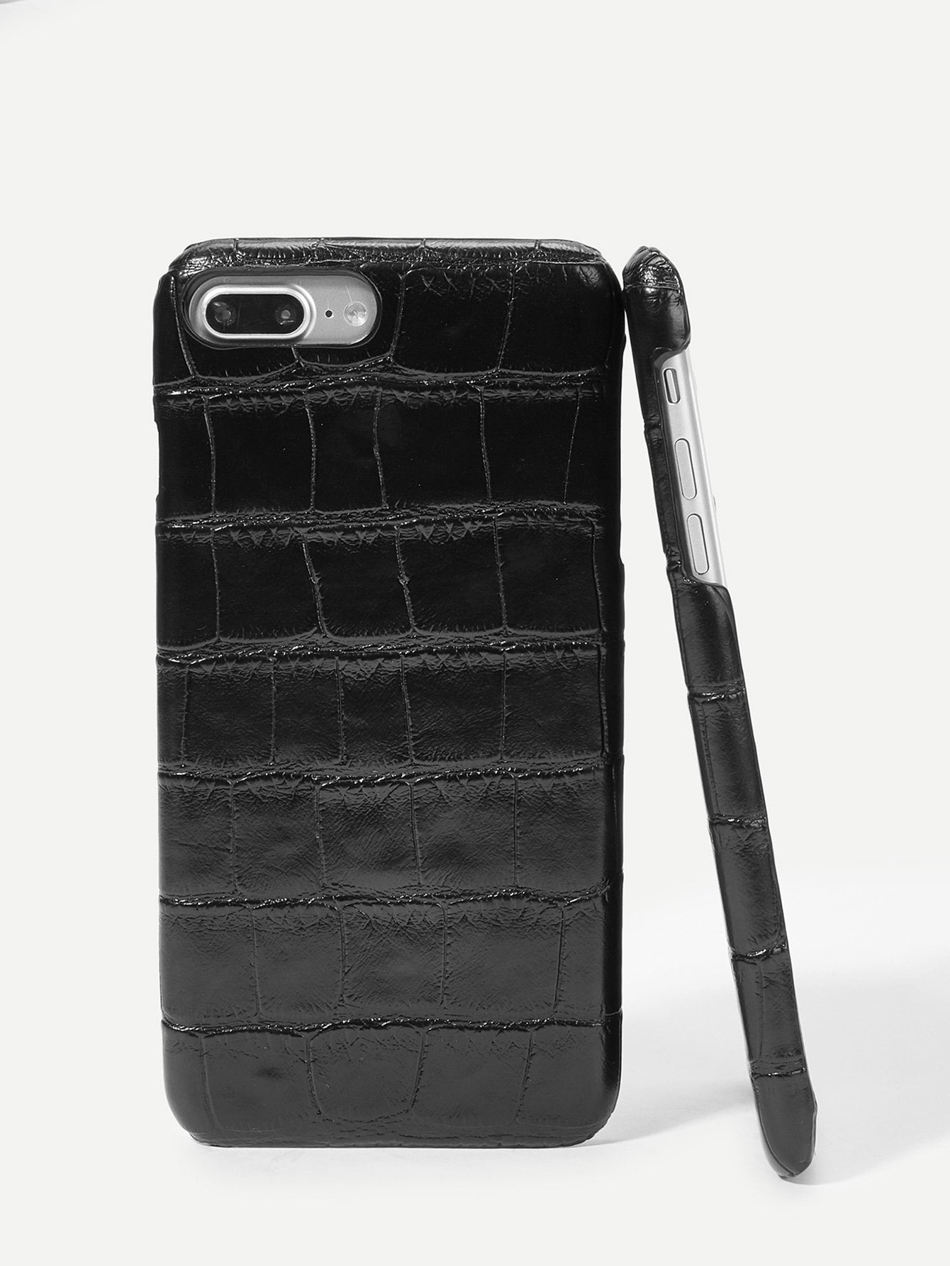 Купить Чехол телефона для iPhone с принтом змеиных кож, null, SheIn