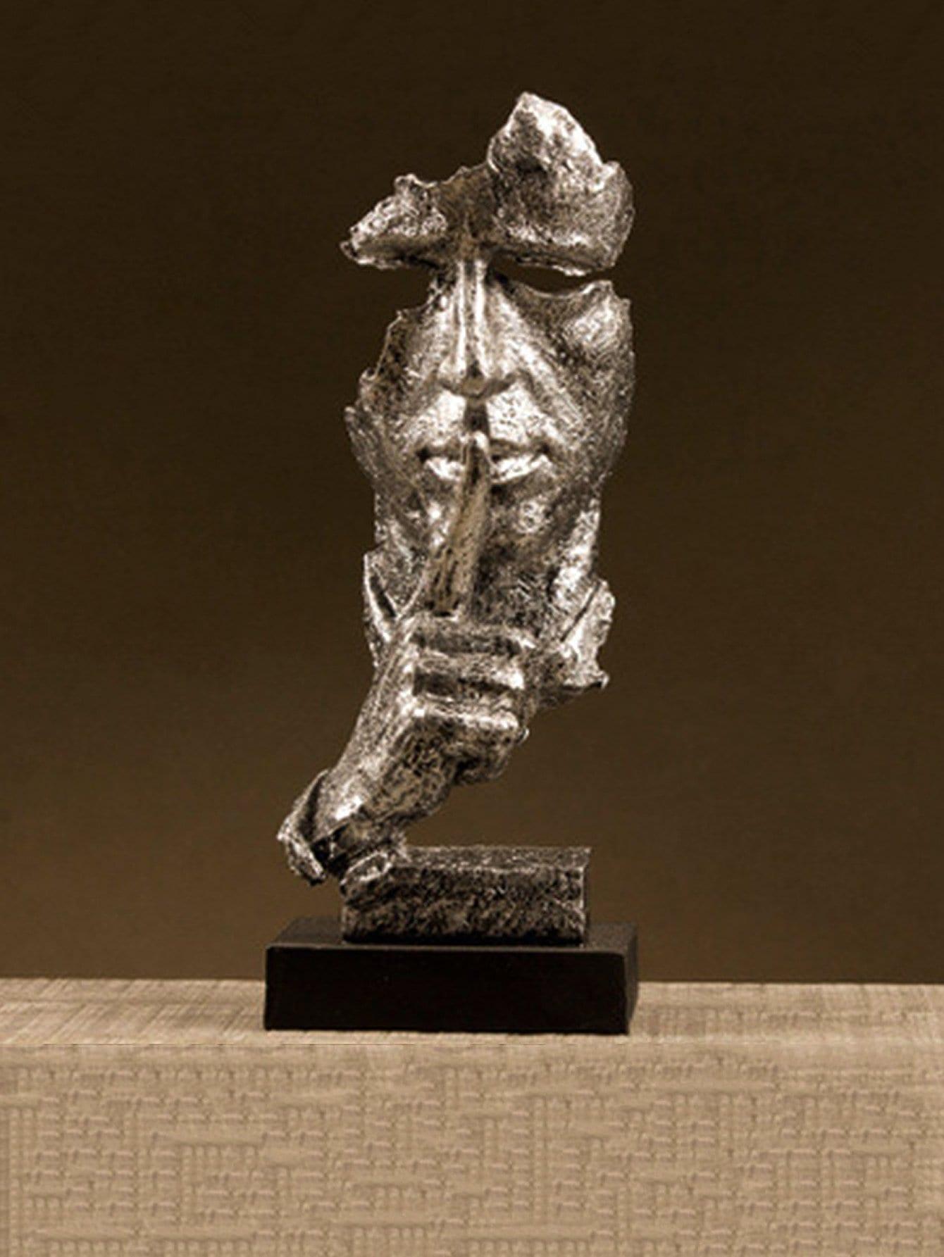 Купить Ремесел украшения в форме абстрактного декоративного лица, null, SheIn