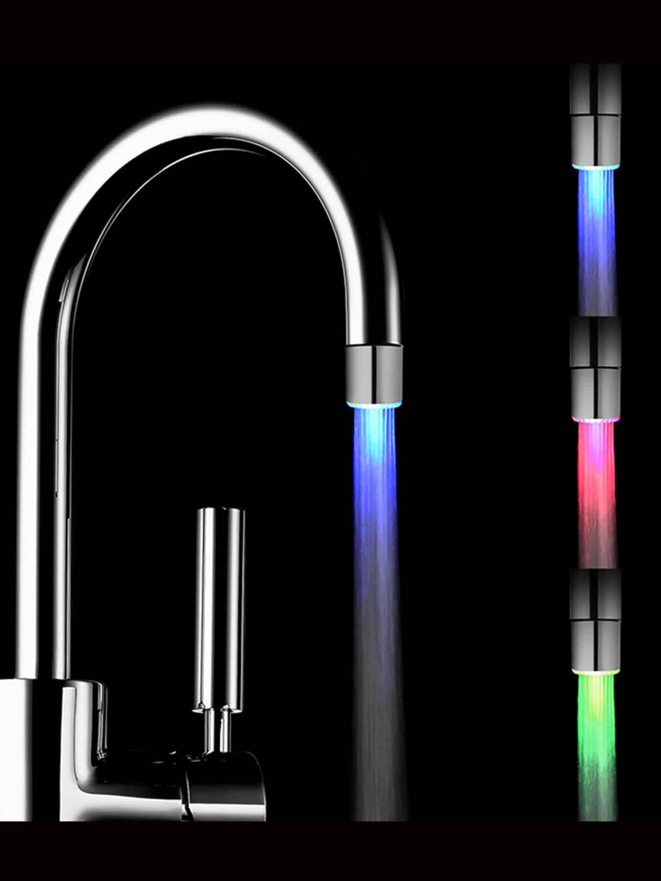 Купить Гидроэлектрическая лампа для водопроводного крана 12 V, null, SheIn