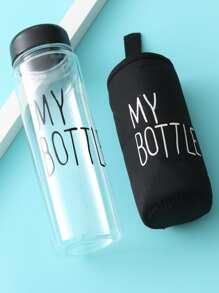 Bottle   Water   Clear   Bag