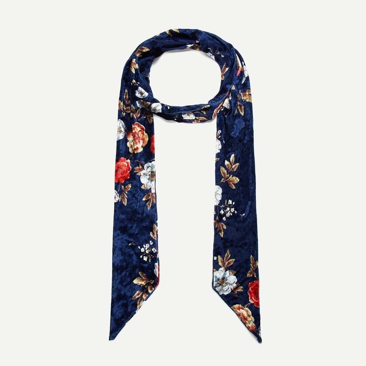 shein Floral mager sjaal
