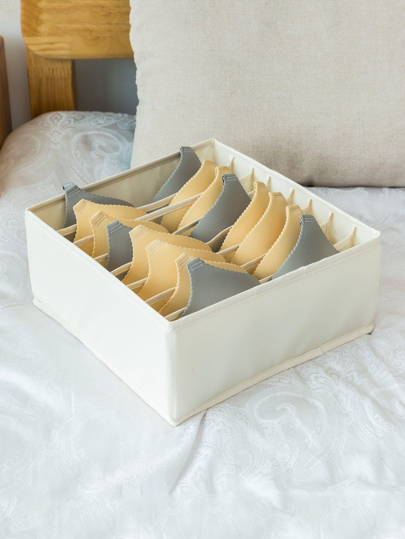Купить 8 сетка коробка для хранения нижнего белья, null, SheIn